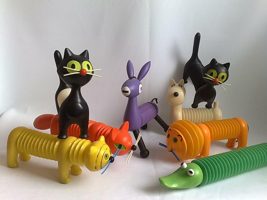 Pamatujete si hračky paní Niklové?