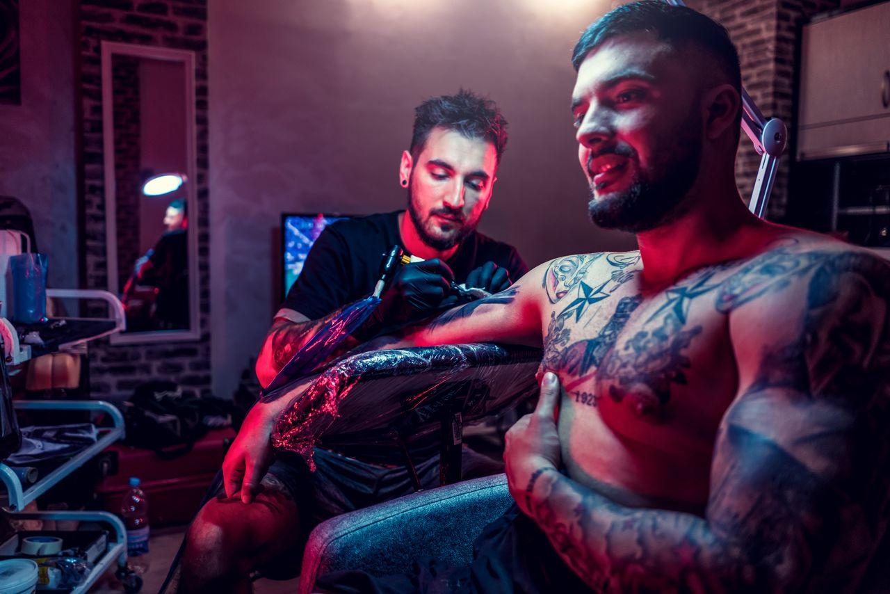 Milujete tetování?
