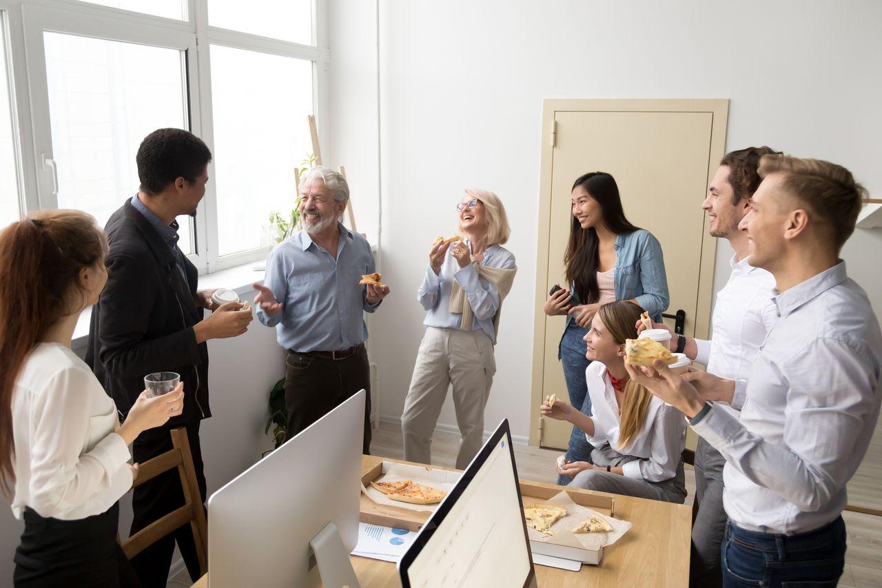 Vztahy mezi kolegy mohou být složité