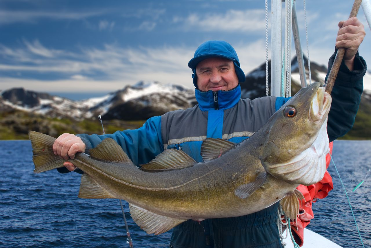Rybolov v Norsku je zážitek