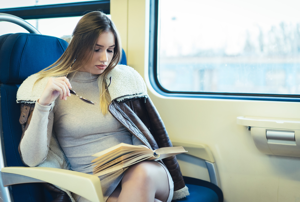 gay sex ve vlaku